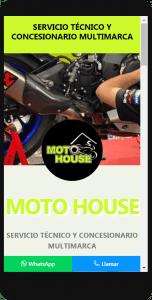 Taller Motohouse